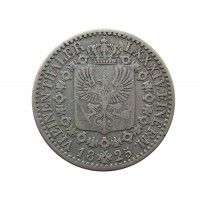 Пруссия 1/6 талера 1825 г.