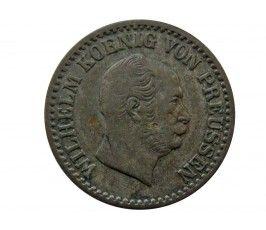 Пруссия 1 грош 1868 г. A