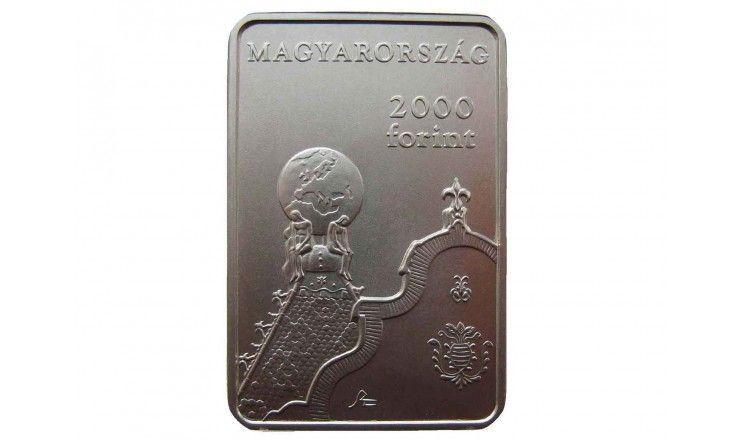 Венгрия 2000 форинтов 2019 г. (Институт геологии)