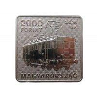 Венгрия 2000 форинтов 2019 г. (Кальман Кандо)