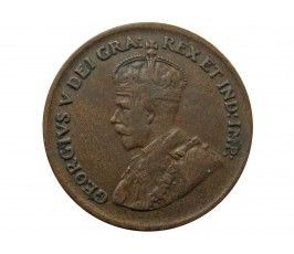 Канада 1 цент 1928 г.