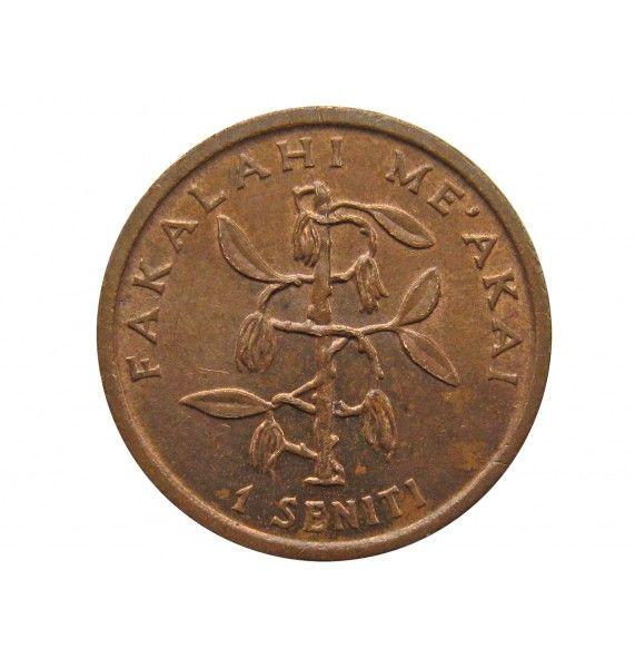 Тонга 1 сенити 1994 г.