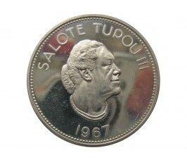 Тонга 50 сенити 1967 г.
