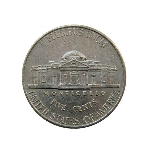 США 5 центов 2006 г. P