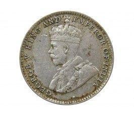Цейлон 10 центов 1924 г.