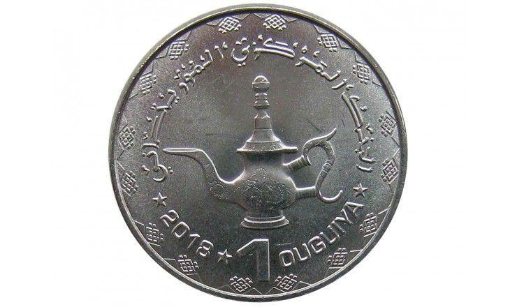Мавритания 1 угия 2018 г.