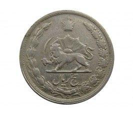 Иран 5 риалов 1965 г.