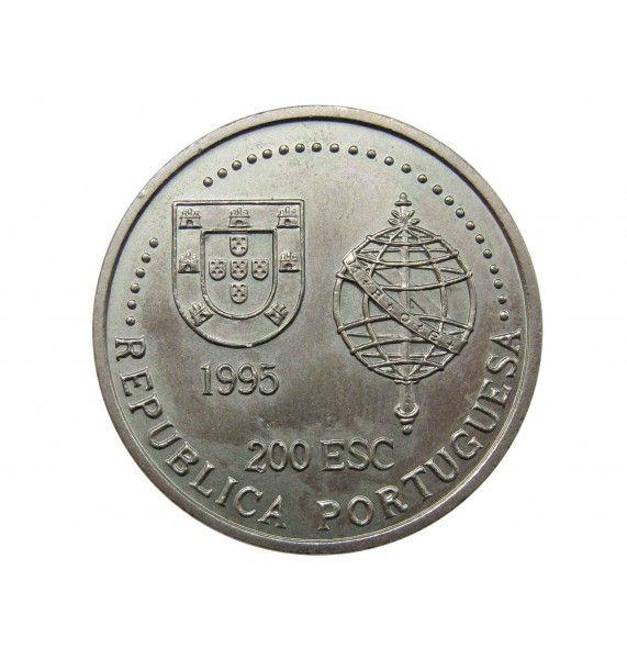 Португалия 200 эскудо 1995 г. (Золотой век открытий - Австралия)