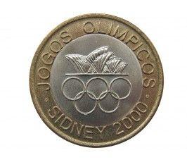 Португалия 200 эскудо 2000 г. (XXVII летние Олимпийские Игры в Сиднее)