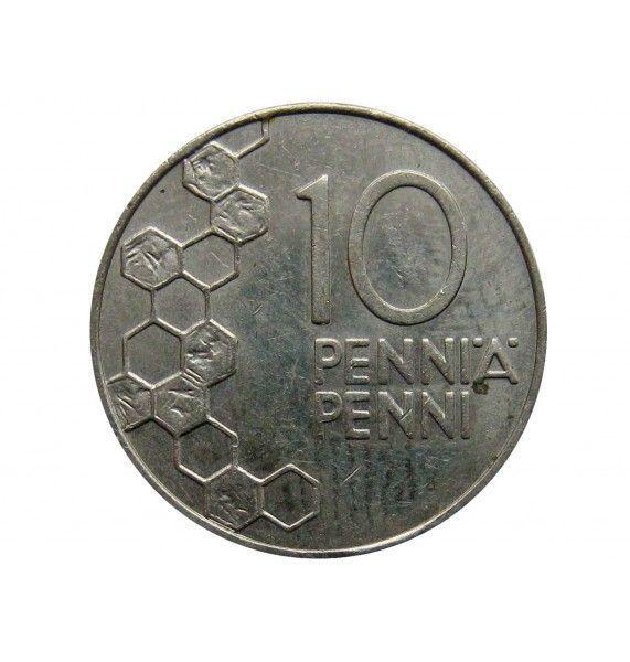Финляндия 10 пенни 1994 г.