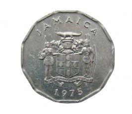 Ямайка 1 цент 1975 г.
