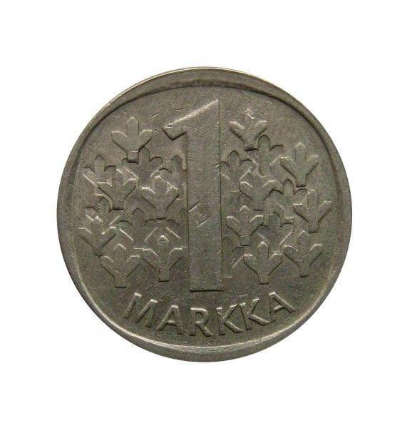 Финляндия 1 марка 1973 г.