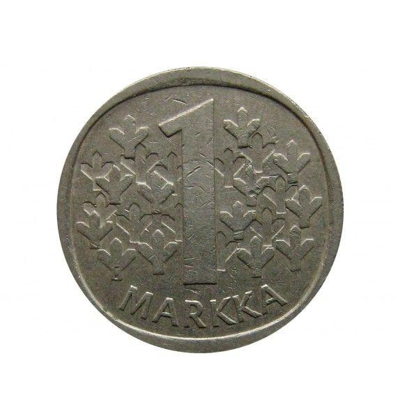 Финляндия 1 марка 1979 г.