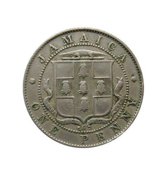 Ямайка 1 пенни 1919 г. C