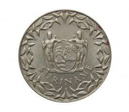 Суринам 25 центов 1972 г.