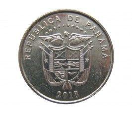 Панама 5 сентесимо 2018 г.