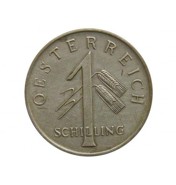 Австрия 1 шиллинг 1934 г.