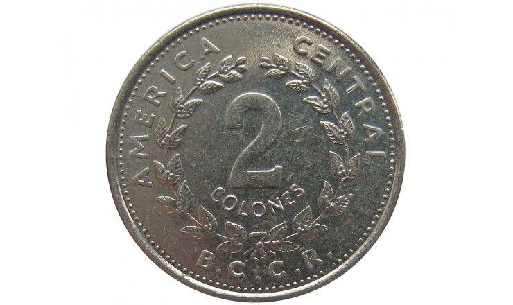 Коста-Рика 2 колона 1984 г.