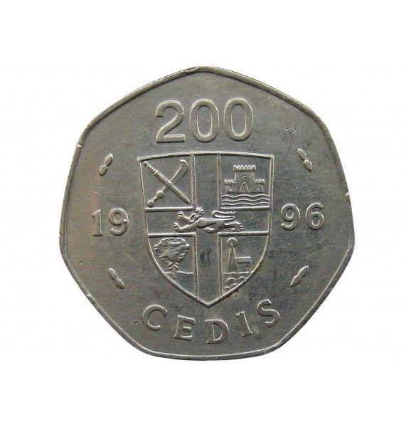 Гана 200 седи 1996 г.