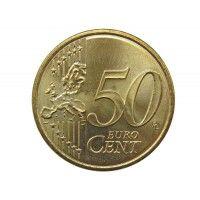 Австрия 50 евро центов 2011 г.