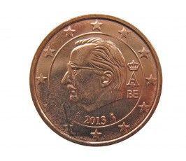 Бельгия 2 евро цента 2013 г.