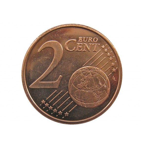 Кипр 2 евро цента 2009 г.