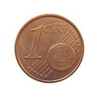 Мальта 1 евро цент 2008 г.