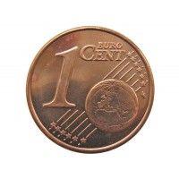 Словения 1 евро цент 2009 г.