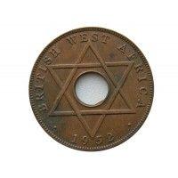 Британская Западная Африка 1/2 пенни 1952 г.