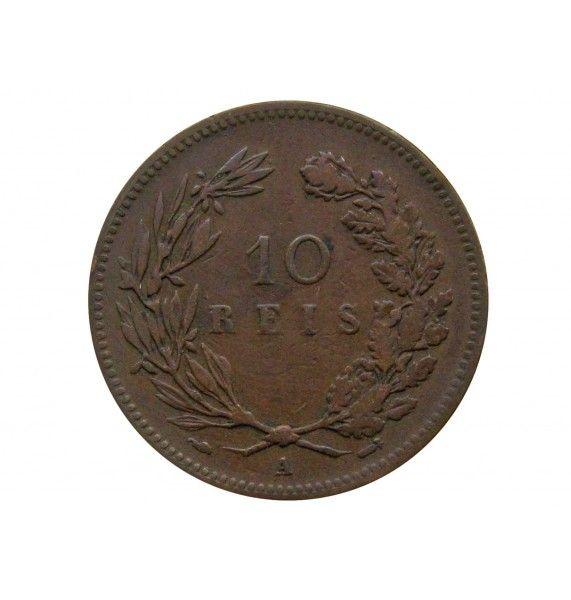 Португалия 10 рейс 1892 г. А