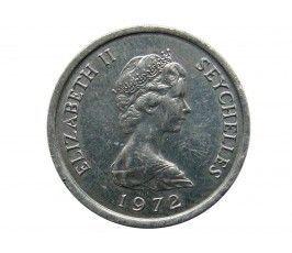 Сейшелы 1 цент 1972 г.