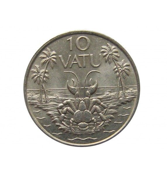 Вануату 10 вату 1983 г.