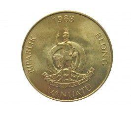 Вануату 5 вату 1983 г.