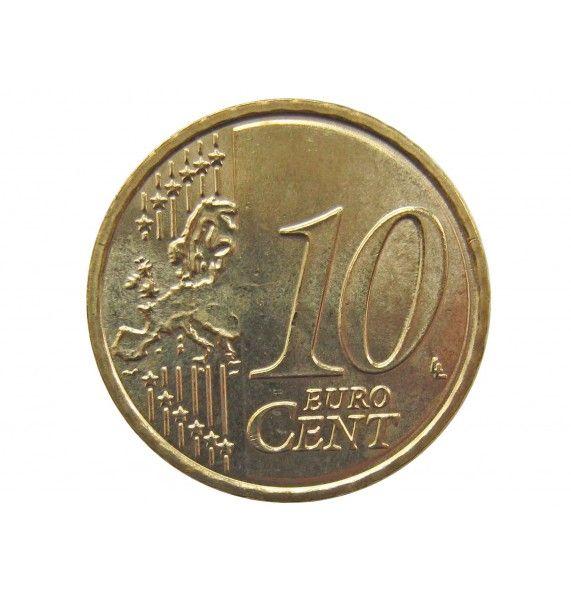 Словения 10 евро центов 2019 г.
