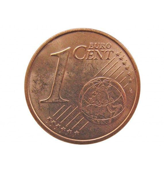 Испания 1 евро цент 2008 г.