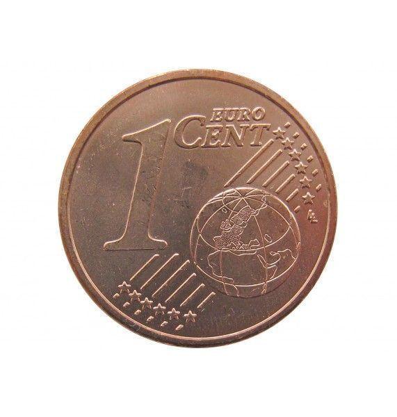 Австрия 1 евро цент 2019 г.
