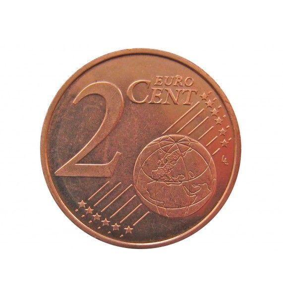 Словения 2 евро цента 2009 г.