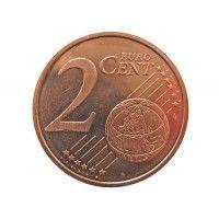 Эстония 2 евро цента 2011 г.