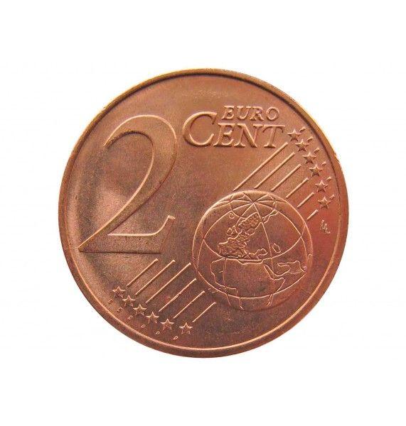Португалия 2 евро цента 2012 г.