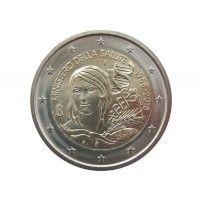 Италия 2 евро 2018 г. (Министерство здравоохранения)