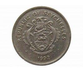Сейшелы 1 рупия 1992 г.