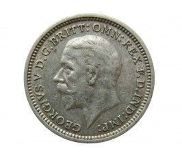 Великобритания 3 пенса 1936 г.