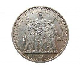 Франция 10 франков 1967 г.