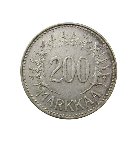 Финляндия 200 марок 1957 г.