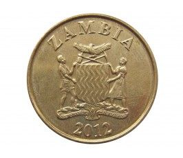 Замбия 50 нгве 2012 г.