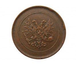 Финляндия 5 пенни 1917 г.