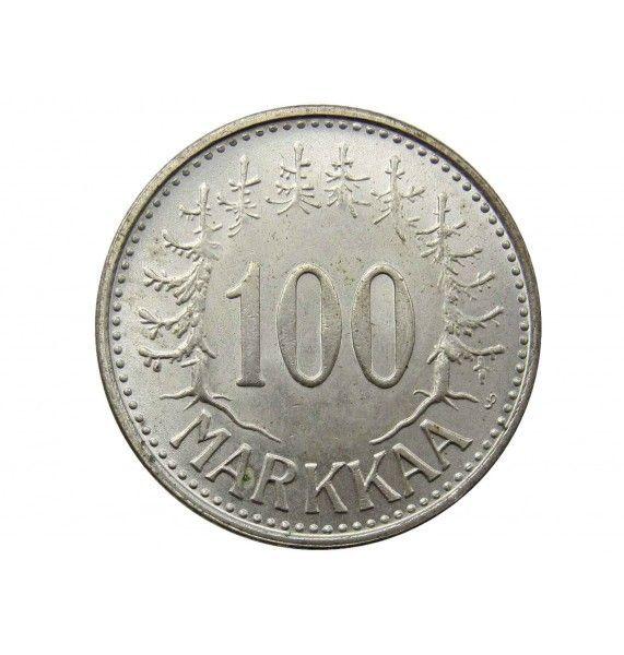 Финляндия 100 марок 1960 г.