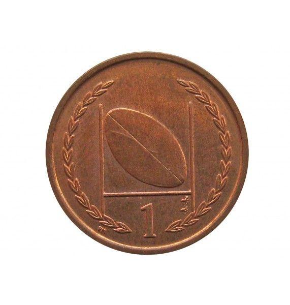 Остров Мэн 1 пенни 1998 г. AA