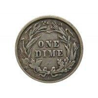 США дайм (10 центов) 1897 г.