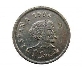 Испания 10 песет 1994 г. (Пабло де Сарасате)